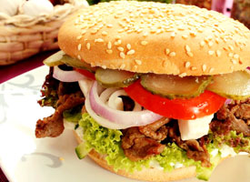 14 Segendo Burger Gaudy Greece