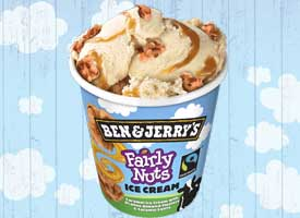 Segendo Ben & Jerry's Fairly Nuts