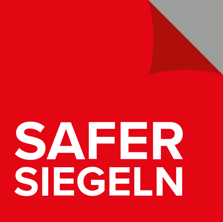 Safer Siegeln